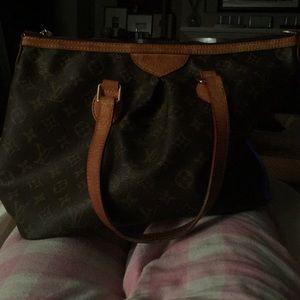 Louis Vuitton Palermo purse